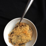 light chicken tetrazzini