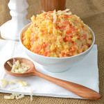 Rutabaga and Carrot Mash