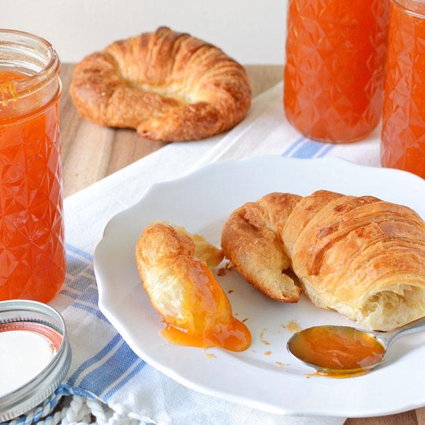 apricot-jam-croissant
