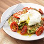 leek-zucchini-egg-tomato