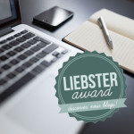 liebster award logo with computer and notebook