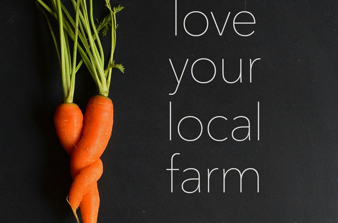 love your local farm and CSA