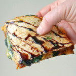 Sweet Potato and Gouda Quesadillas