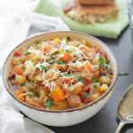 Crock-Pot Kielbasa and Cabbage Soup