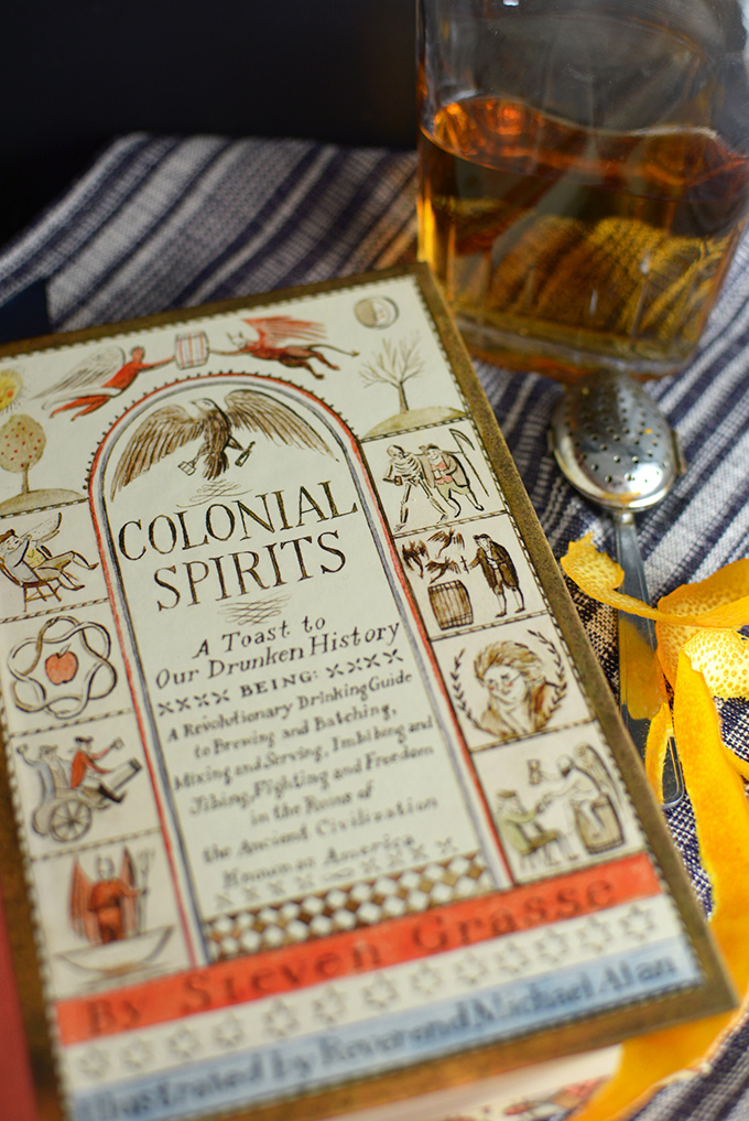 Colonial Spirits Front Cover