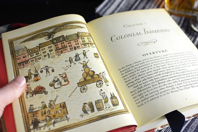Colonial Spirits Illustration