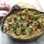 Dairy-Free Hot Spinach Artichoke Dip