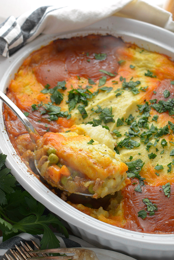 Shepherd's Pie with Lamb