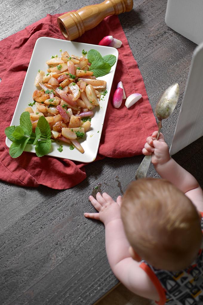 Photo Bombed Food Blog