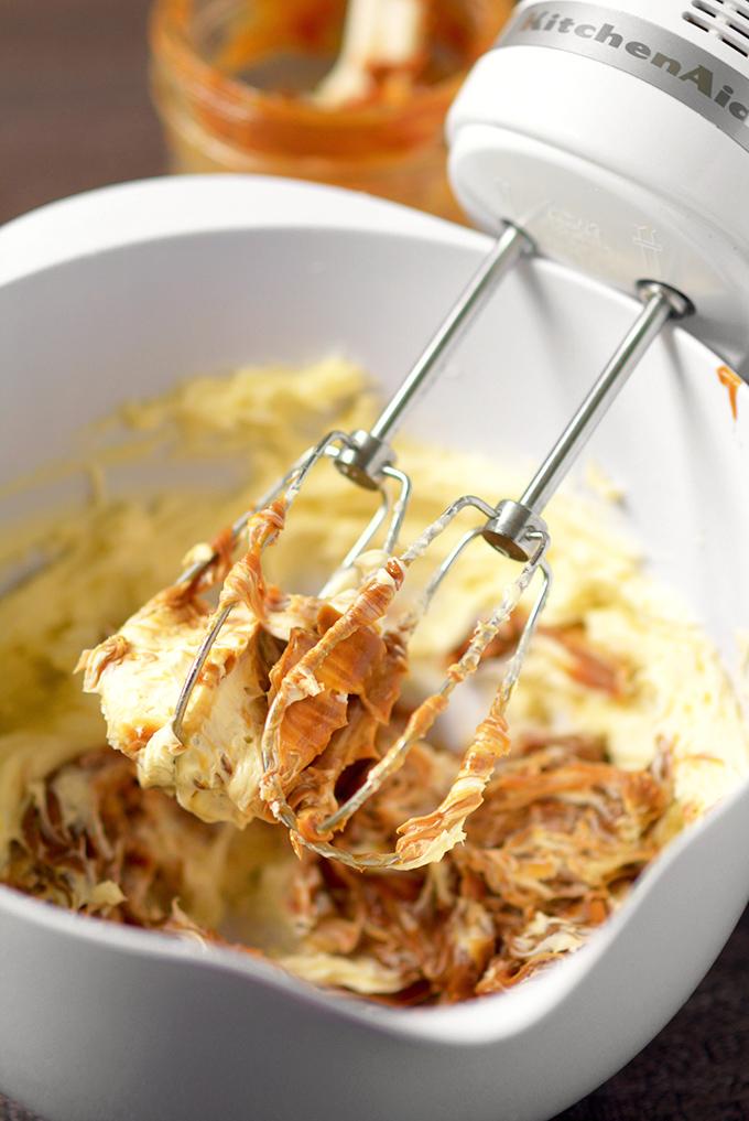 Dulce de Leche Frosting - Simple Seasonal