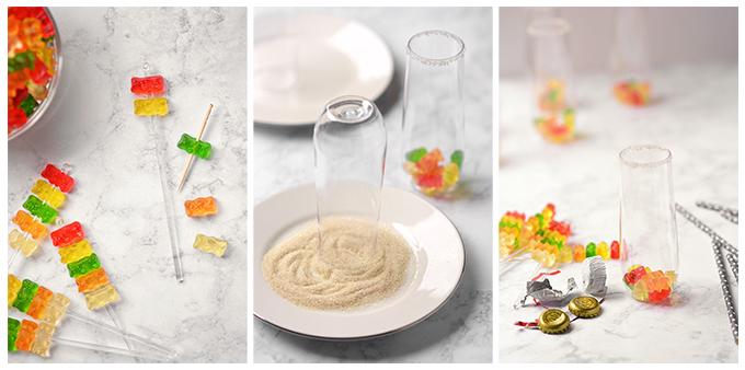How To Make Gummy Bear Mocktails