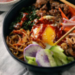 Korean Bibimbap Bowls