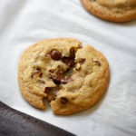 Perfect Crunchy Soft Batch Chocolate Chip Cookies