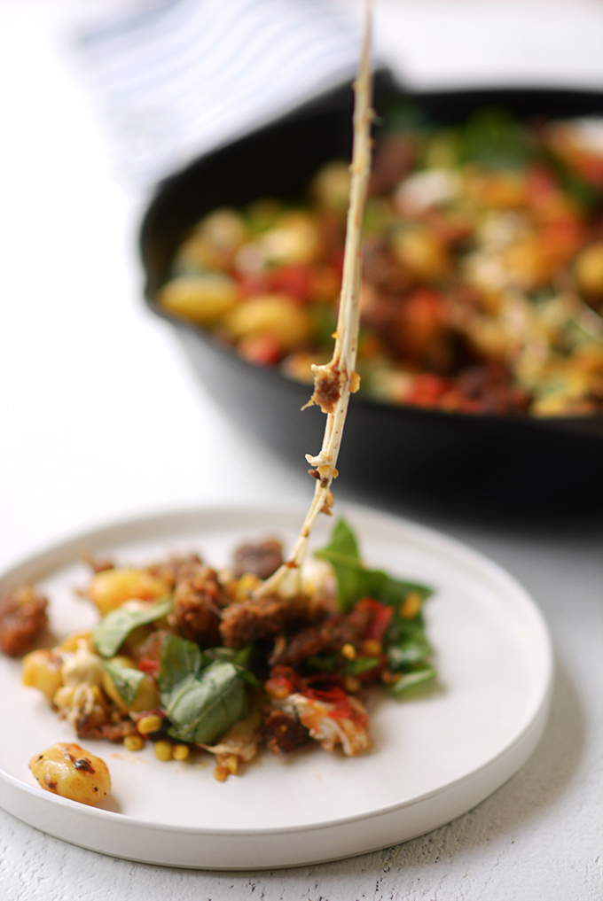 Stretchy Fresh Mozzarella