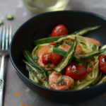 One-Skillet Shrimp and Okra