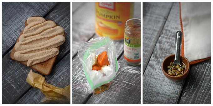 How to Make Pumpkin Spice Ricotta Toast