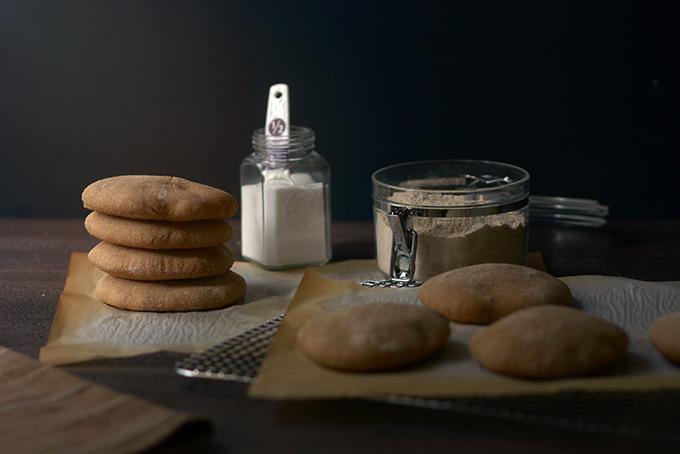 Homemade Spelt Flat Breads