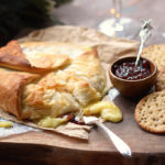 Phyllo Wrapped French Baked Brie