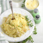 Angel Hair Pasta with Fennel