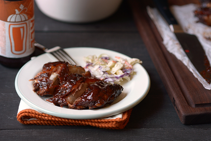 Slow Cooker Fall-Off-the-Bone Baby Back Ribs