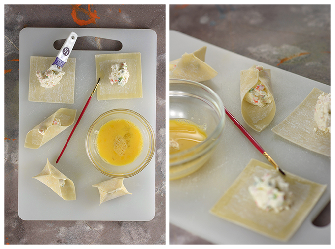 How to Make Baked Crab Rangoon