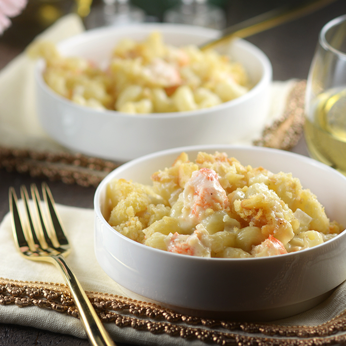 Langostino Mac 'n Cheese