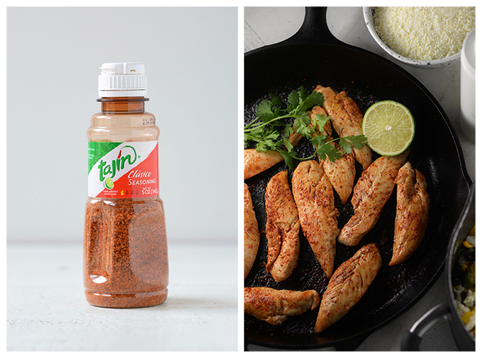 Tajin Chili Lime Chicken