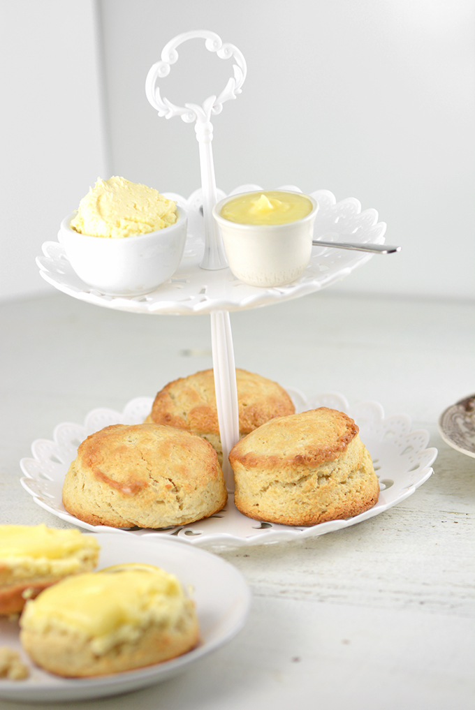 English Style Scones