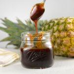 Chili Garlic Pineapple Sauce