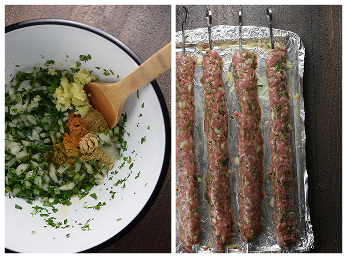 How to Make Lamb Kebabs