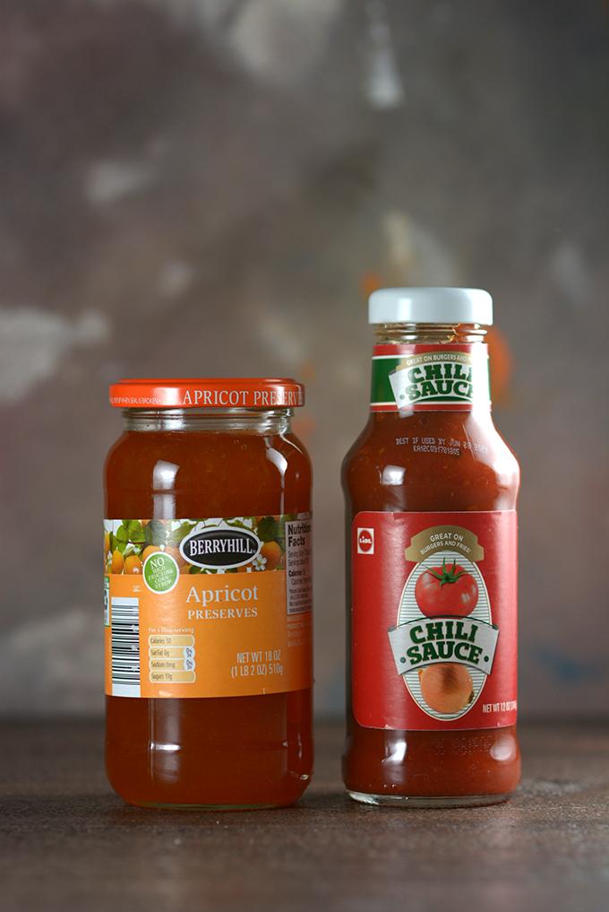 Chili Apricot Sauce